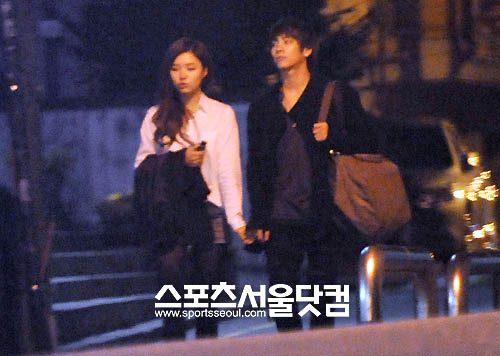is jonghyun still dating shin se kyung and jong